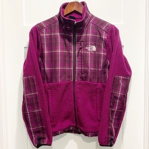 The North Face Denali Jacket Pink Polartec Fleece